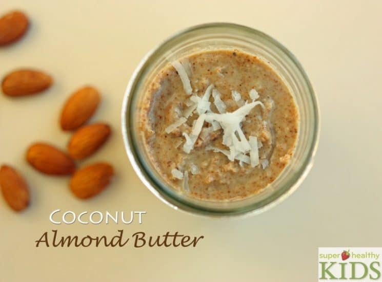 Gourmet Almond Butter Recipe. This stuff can get expensive- Make your own!