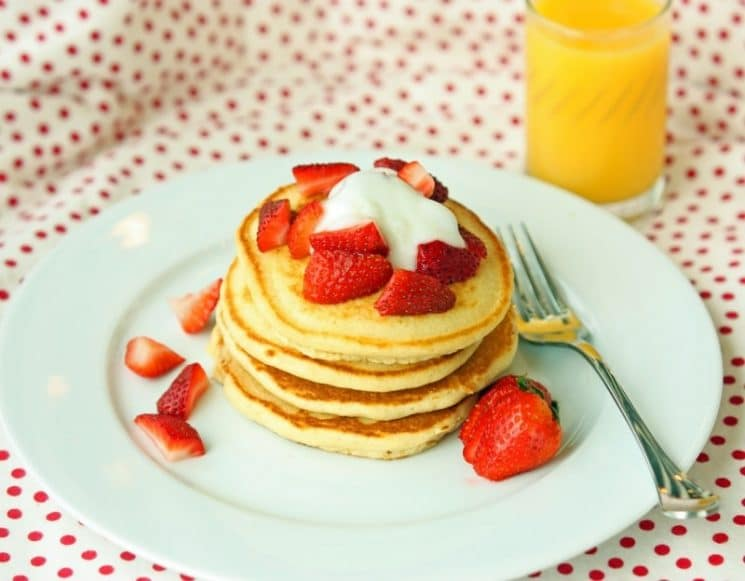 Homemade Pancake Mix Recipe. The homemade mix that will replace all your breakfast cereal!