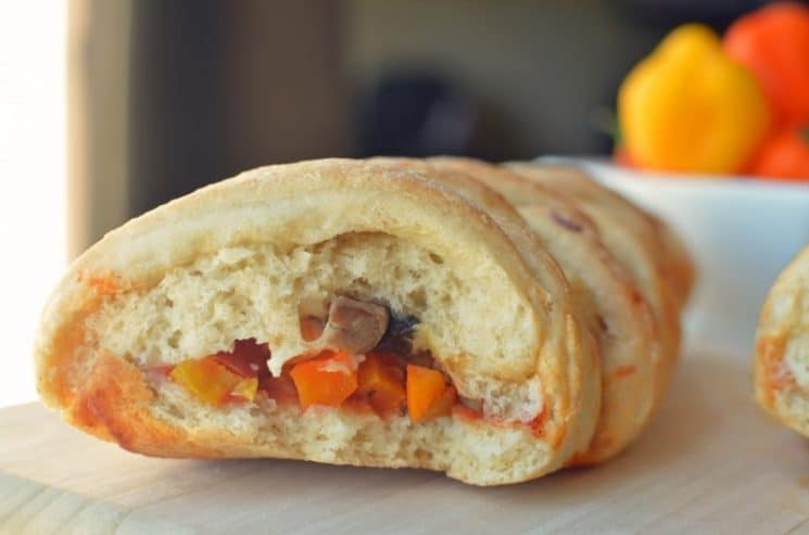 Veggie Pizza Braid Recipe {With Video!}. You don't have to be a chef to make this veggie braid- We have a video to help!