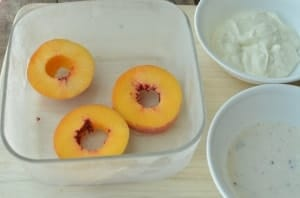 Real Peach Donuts Recipe. Healthy donuts made of REAL peaches!
