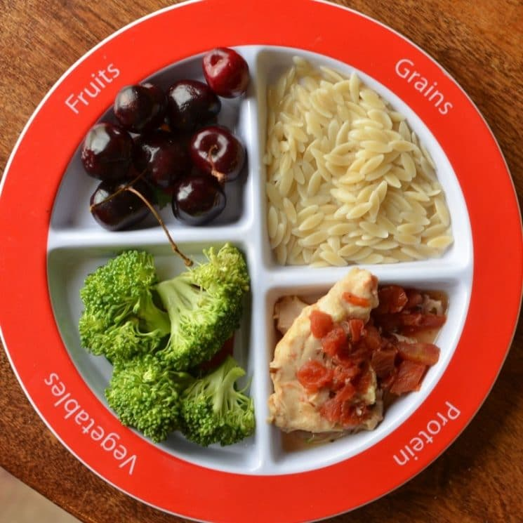 Top 10 Healthy MyPlate Inspired Crockpot Meals. Balanced meals, in a crockpot!