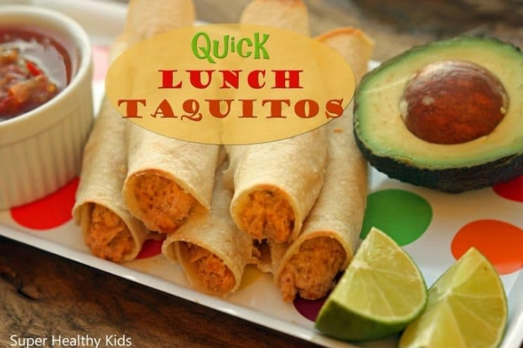 Quick Lunch Taquitos Super Healthy Kids,Types Of Hamsters With Pictures