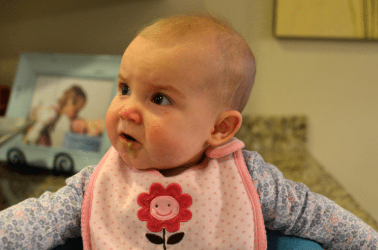 From Real Food To Baby Food: Starting with Veggies. Are your babies eating what the rest of the family eats? Here's how we do it, starting with the veggies!
