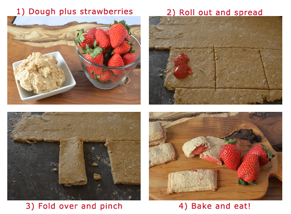 Homemade Strawberry Cereal Bars Recipe. Everyone loves our make at home version of cereal bars!