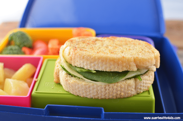 Veggie Sandwich on Homemade French Bread Lunch. Making your own French Bread is easier than you thought!