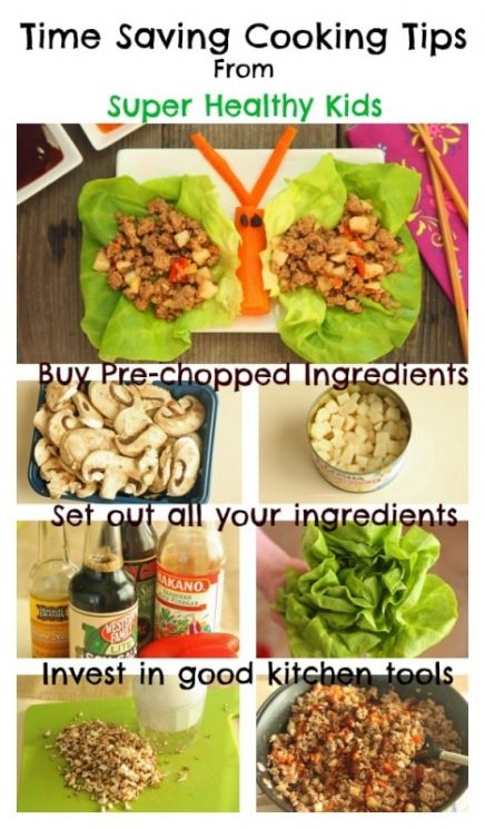 Quick and Crunchy Lettuce Wraps Recipe. Can't get enough of these? Neither can we!