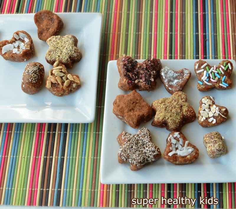 No Bake Cashew Cookies Recipe. Only 4 easy steps to make this incredible dessert!