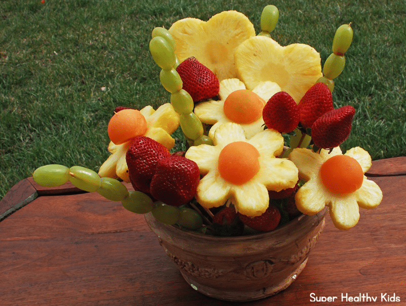 April Showers Bringing May Fruit Flowers