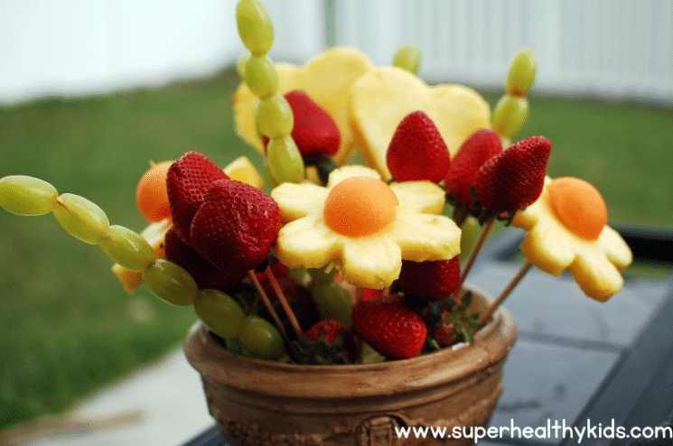 fruit flower bouquet with pineapple.png