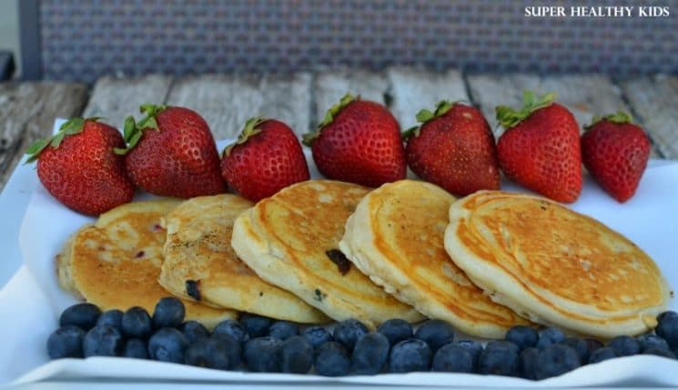 Portable Pancake Pockets. Try this portable pancake recipe when you need breakfast on the go!