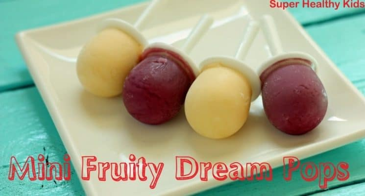 Yummy Fruit Dream Pops!