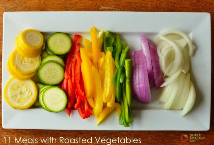 11 Ways To Use Roasted Veggies. Aren't roasted veggies the tastiest veggies?