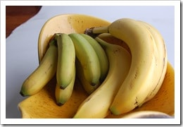 If you have a brown banana, stop what you are doing and make this smoothie!