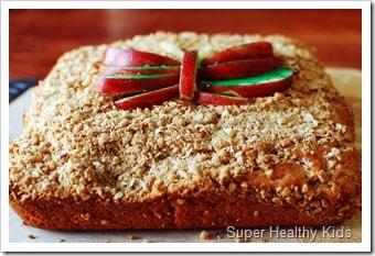 Quinoa cake2