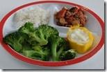 Kids Healthy Food Plate