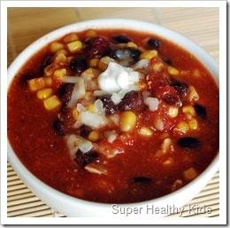 Too Simple Taco Soup Recipe. We eat this soup more than any other. We ALWAYS have the ingredients for it.