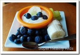 banana yogurt for babies