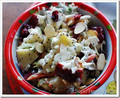 cabbage apple salad3