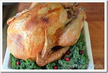 Roasting a Perfect Turkey. Roast the perfect turkey for your Thanksgiving festivities!