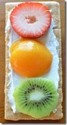 stoplight snack