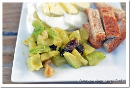 breakfast salad for kids