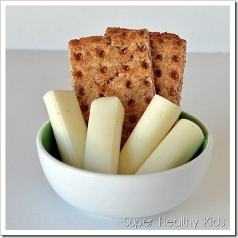 No-Prep Snacks! 5 Ideas. When the kids need a snack, this list of quick, no-prep ideas are great to have on hand!