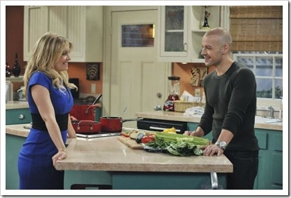 Joey Lawrence in the Kitchen