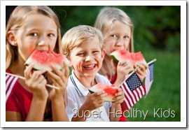 5 Ways To Protect Your Kids From Junk Food. You don't have to be neurotic about food choices, but you can give your kids an environment where THEY choose health!