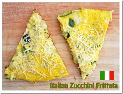 Italian Zucchini Frittata