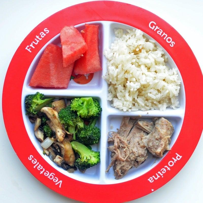 Crockpot Pork Stir Fry And Rice Super Healthy Kids